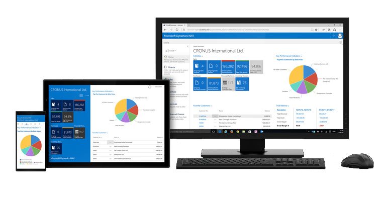 Microsoft Dynamics 365 Business Central (NAV)