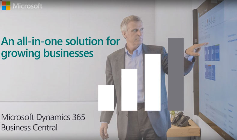 Microsoft Dynamics 365 BC All-in-One Solution