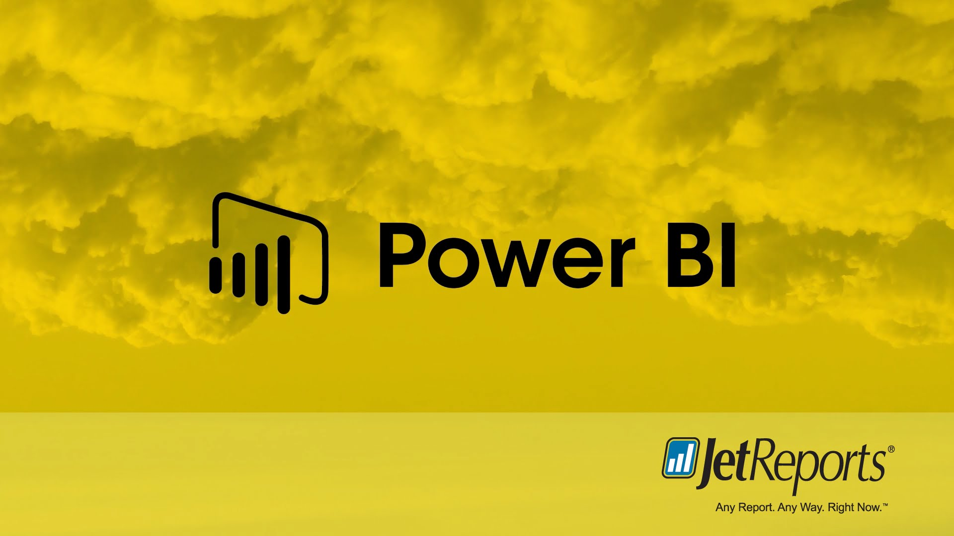 Power BI ve JetReports