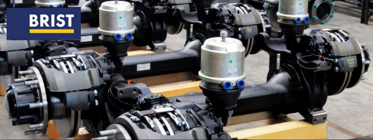 Brist Axle, Microsoft Dynamics 365 Business Central (NAV) yazılımı ile ERP süreçlerini yönetiyor.